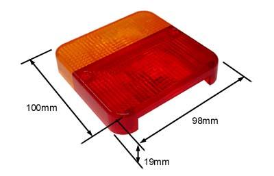 Lens for Perei Lamp