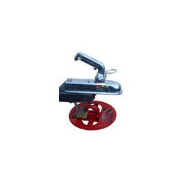 Portable Ground Anchor & padlock