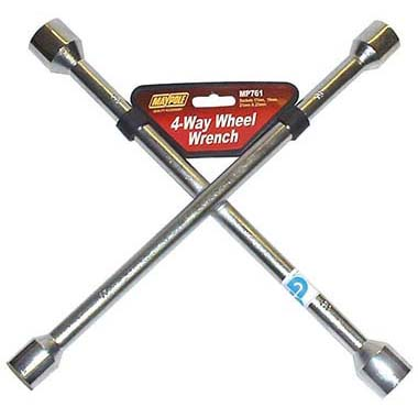 Wheel Wrench 4-Way
