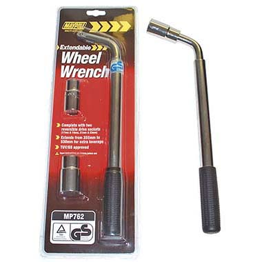 Wheel Wrench - Extendable