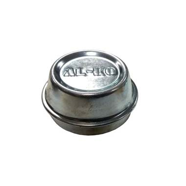 48mm diameter dust cap for Al-ko hub with taper roller bearings