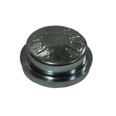 64mm grease Cap for Knott hub with front fitting sealed bearing