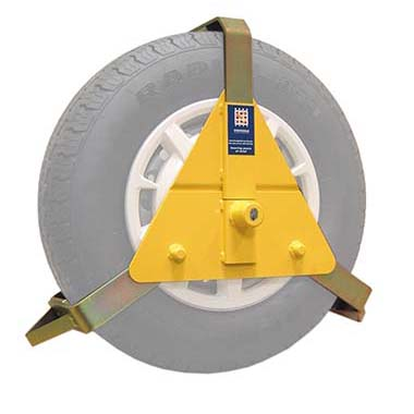 Stronghold Wheelclamp for 8 to 10 inch wheels