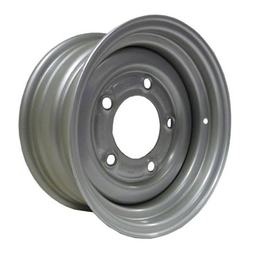 "Wheel Rim 13 inch 5 stud 165.1mm (6.5"") PCD 5.5J"