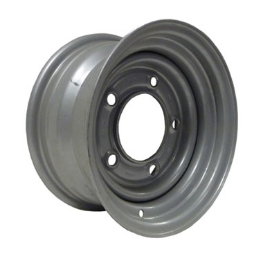 "Wheel Rim 12 inch 5 stud 165.1mm (6.5"") PCD 6J"