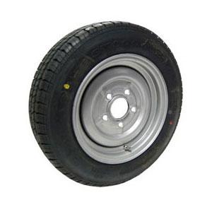 Wheel Rim & Tyre 155/70R12C  5 Stud 112mm PCD 20mm Offset