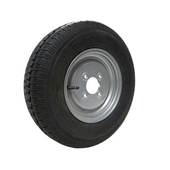 "Wheel Rim & Tyre 145R10 4 stud 4"" PCD - BL Mini"