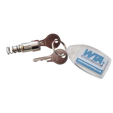 Alko integral Lock & Keys for AK161 - AK270