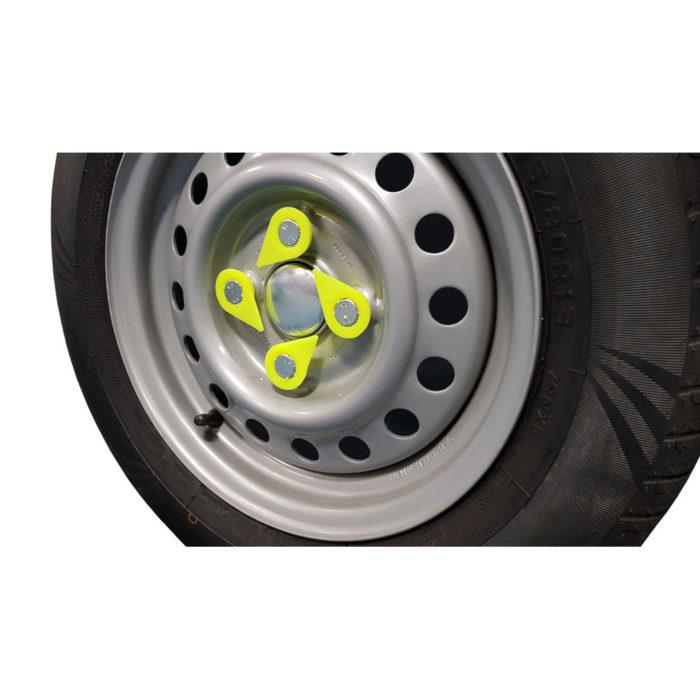 Checkpoint Wheel Bolt Indicator 19mm