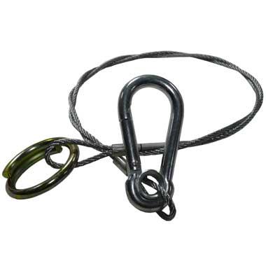 Breakaway Cable KIT130 for Bradley Couplings