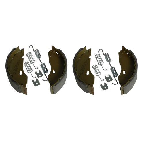 OE Compatible Alko Brake Shoe Kit 1637 (For One Axle)