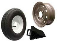 Wheels, Rims, Tyres and Accessories