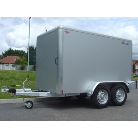 Tow-A-Van Four Trailer